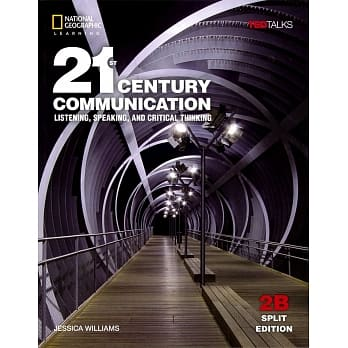 21st Century Communication 2B:Listening, Speaking, and Critical Thinking:Student Book with Online Workbook Sticker Code