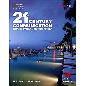 21st Century Communication 1B:Listening, Speaking, and Critical Thinking:Student Book with Online Workbook Sticker Code