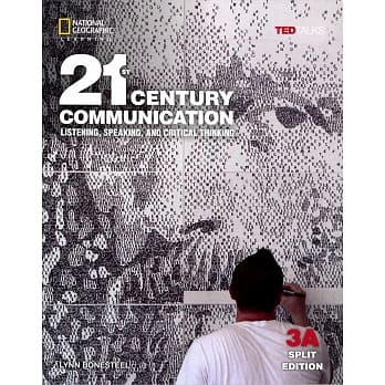 21st Century Communication 3A:Listening, Speaking, and Critical Thinking:Student Book with Online Workbook Sticker Code