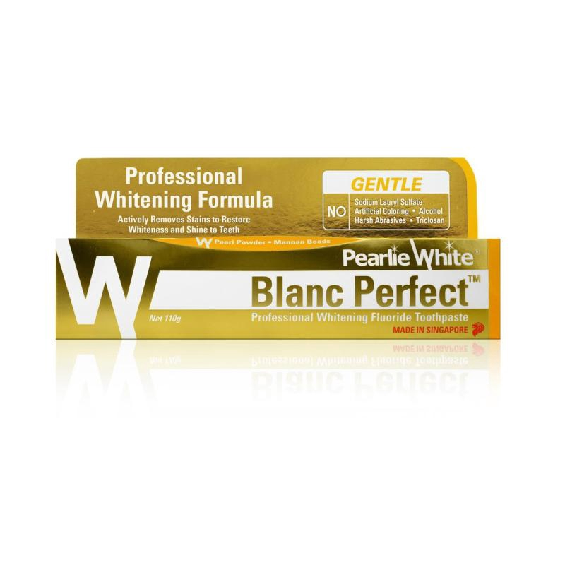 Pearlie White Blanc Perfect™ Professional Whitening Toothpaste 110gm