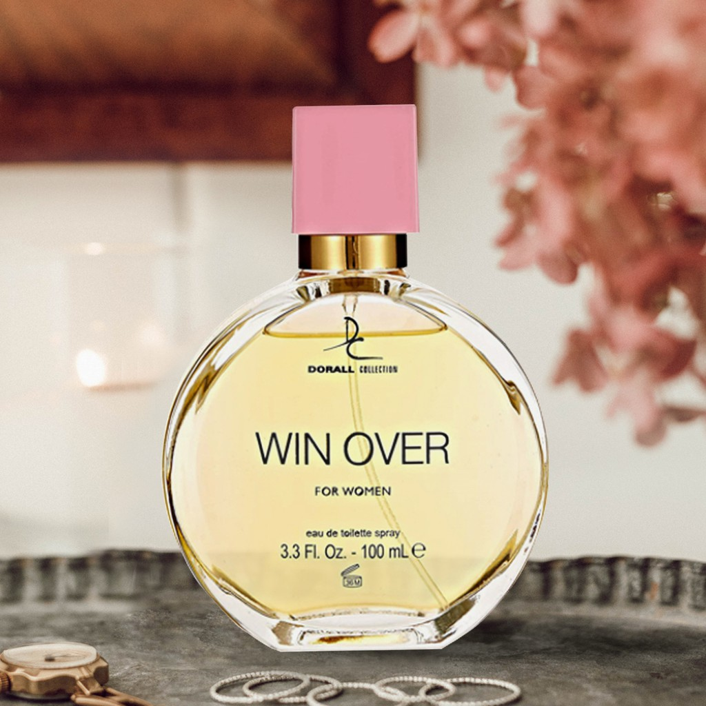 Dorall Collection Win Over Perfume Inspired by CHANEL CHANCE 100 ml EDP for Women