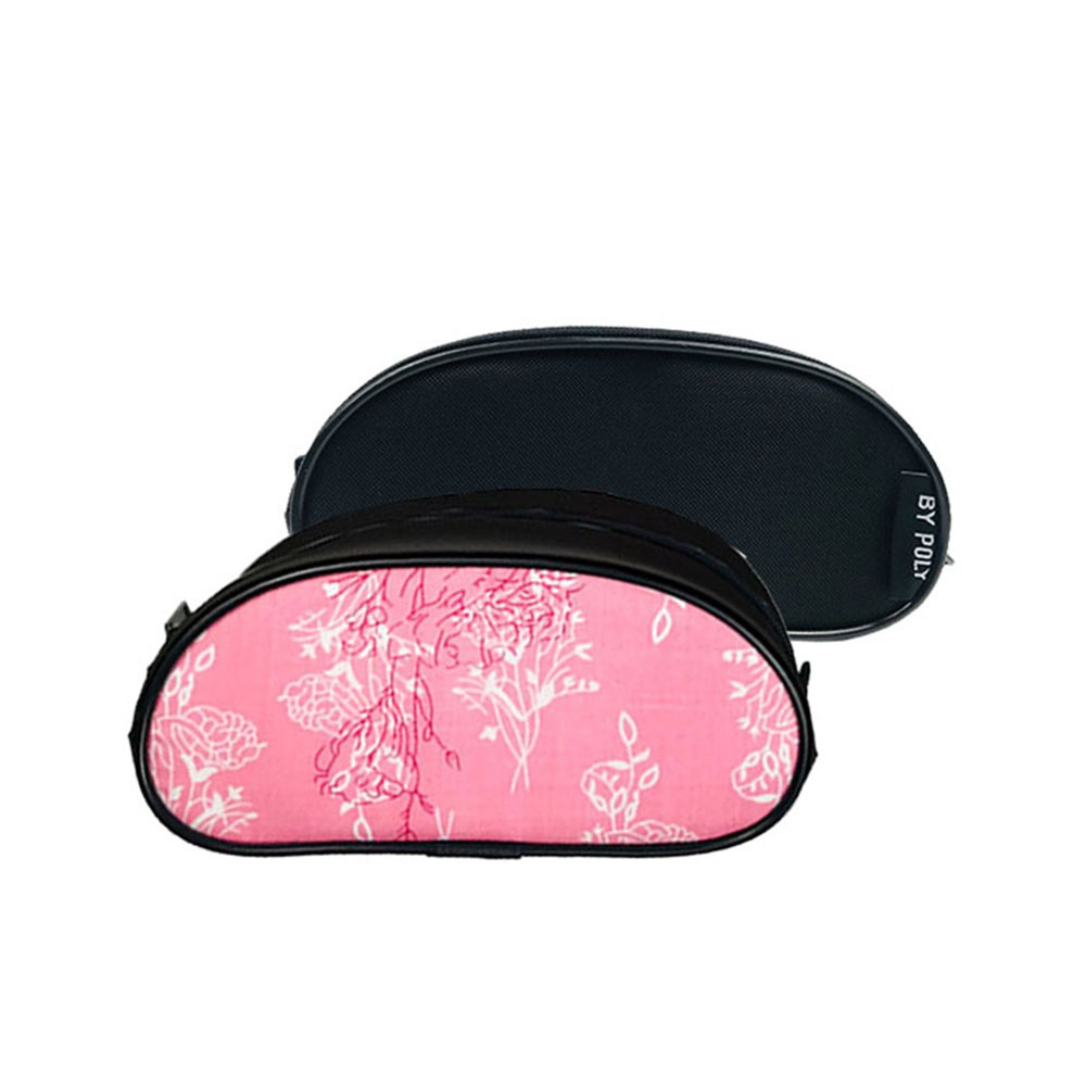 Poly Pac 3-in-1 Korean Style Ladies Handbag Clutch & Pouch with Reusable Face Mask - XI8039