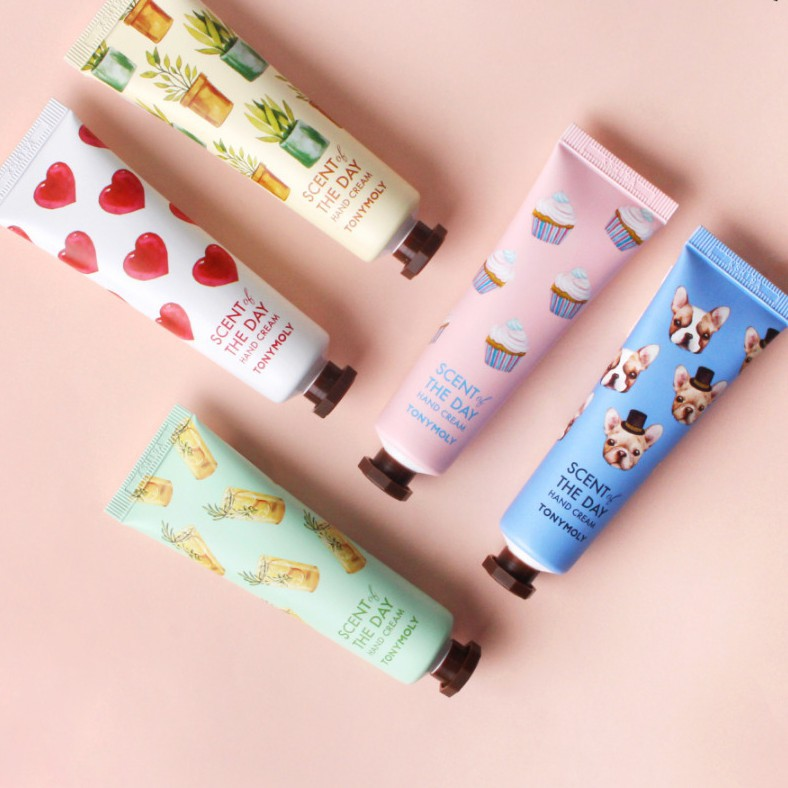 TonyMoly Scent Of The Day Hand Cream
