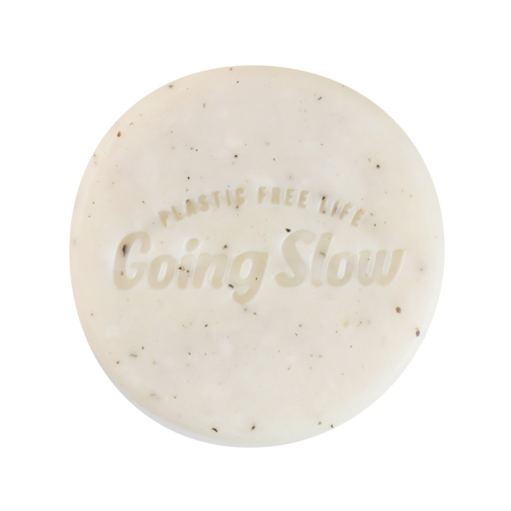 Lunacup Going Slow Natural Oatmeal Face and Body Soap 100g