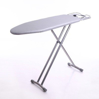 JIJI SG Standing Ironing Board with Iron Rest -  Height Adjustable