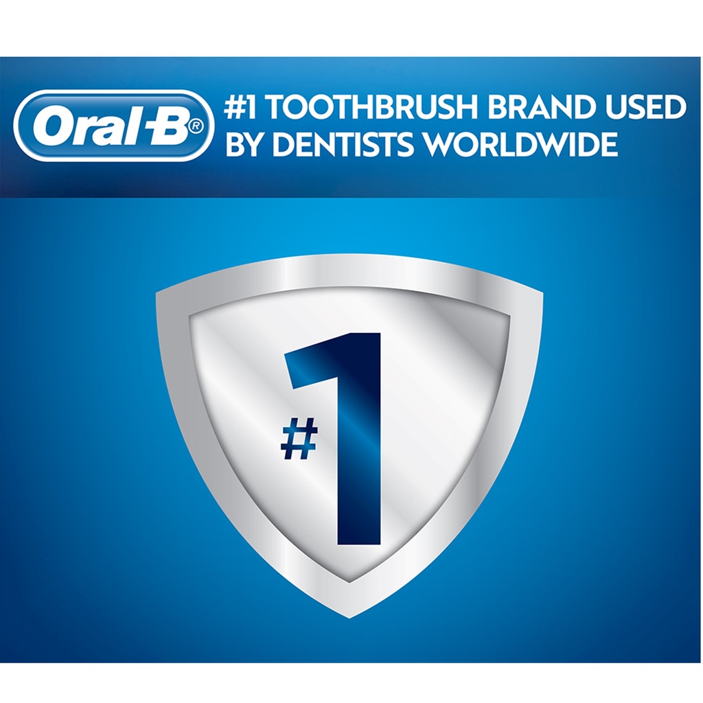 Oral-B Complete Sensitive Care Extra Soft Manual Toothbrush 3 Counts - PolyBag