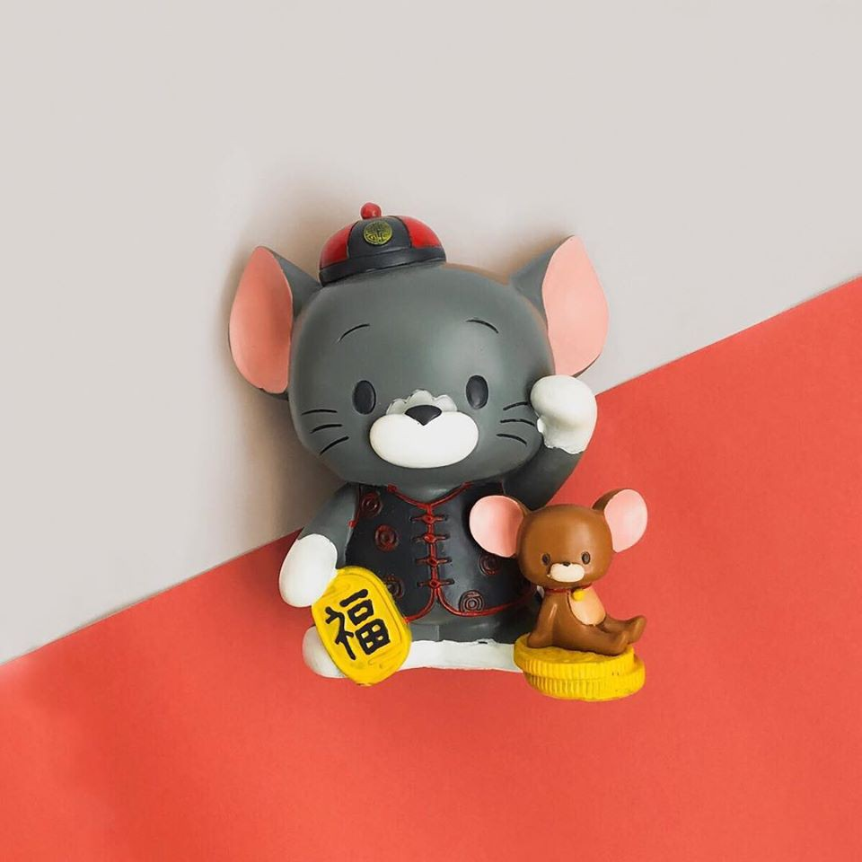 Tom And Jerry Fortune Coin Bank