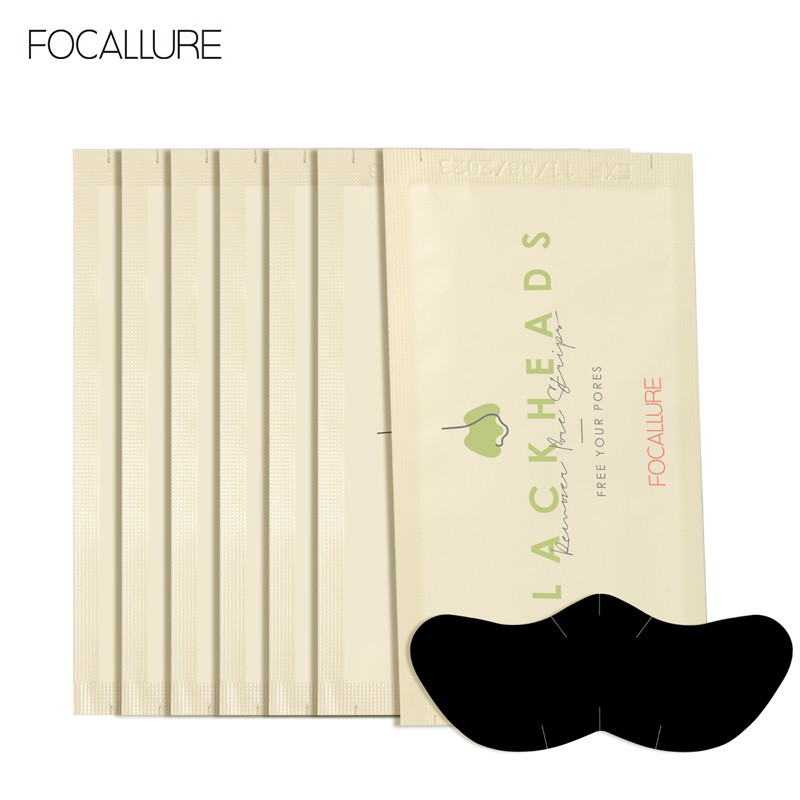 FOCALLURE Blackhead Remover Nose Pore Strips Deep Cleansing