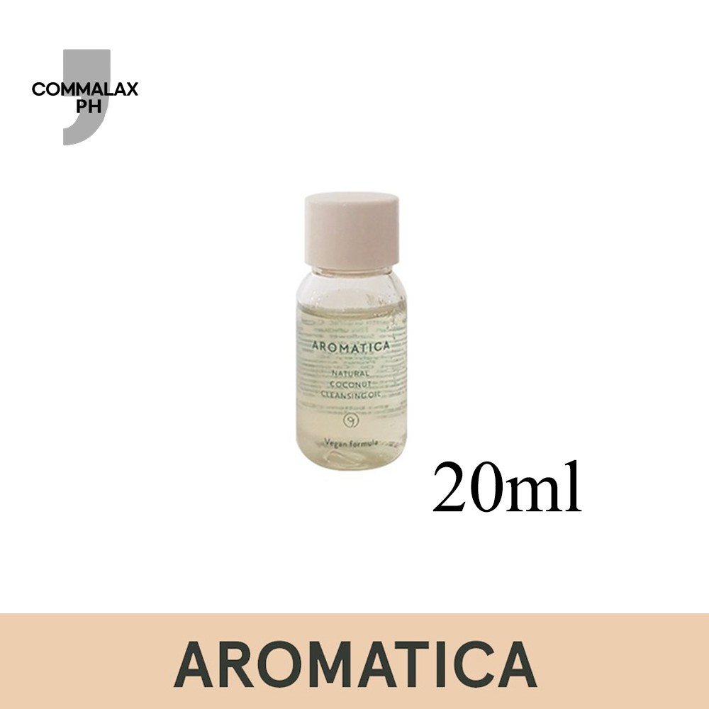 Aromatica Natural Coconut Cleansing Oil 20g