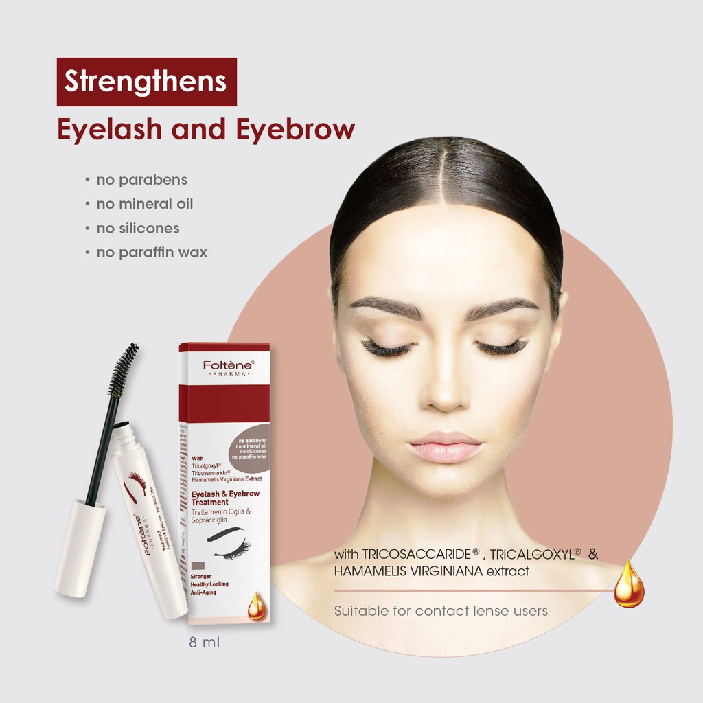 [GWP] Foltene Eyelash Treatment 8ml Best Before 31 Oct 2021 NOT FOR SALE gimmick