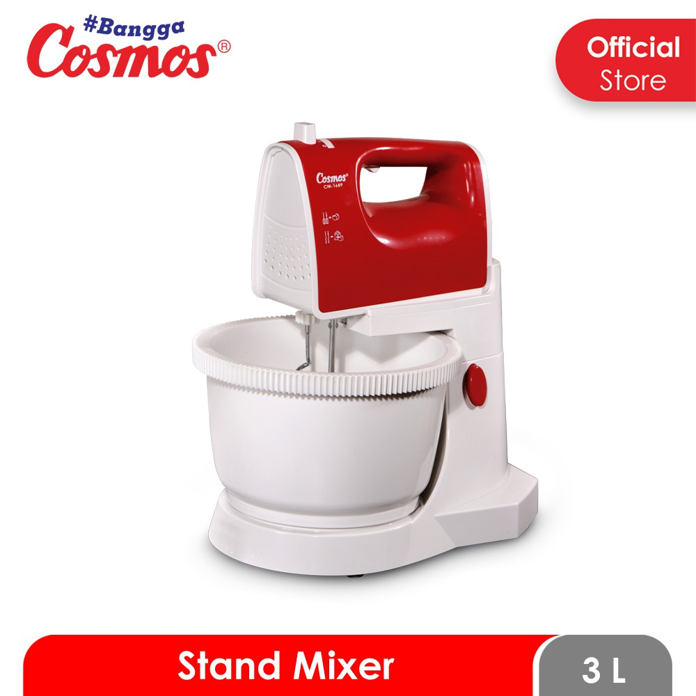 Cosmos Stand Mixer Real Turbo CM-1689