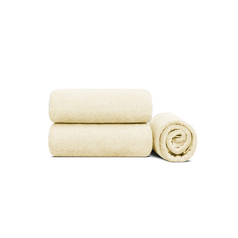 NINA MG Face Towel Hotel Collection - IVORY
