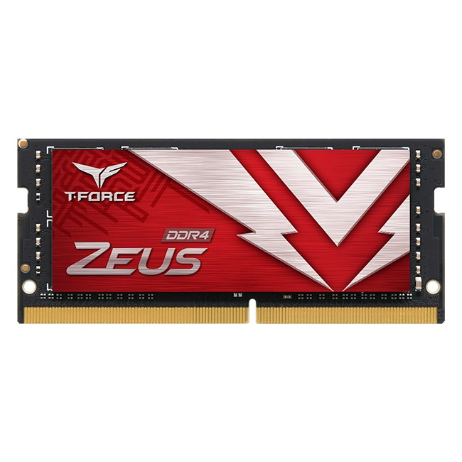 TEAMGROUP T-Force Zeus Memory Notebook Gaming DDR4 8GB PC3200Mhz