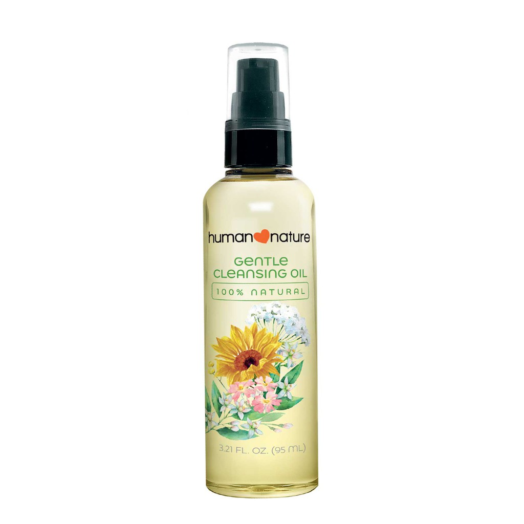 Human Nature Gentle Cleansing Oil 95ml