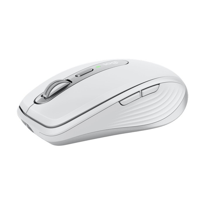 Logitech MX Anywhere 3 Wireless Bluetooth Rechargeable Mouse For Mac