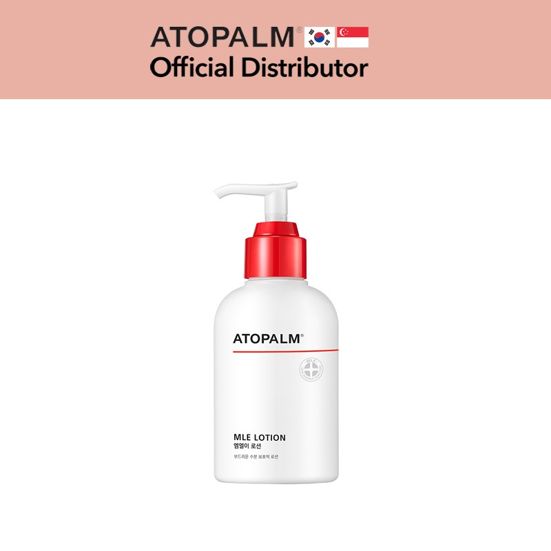 ATOPALM MLE Lotion Eczema / Baby Lotion / Moisturizer and Soothe / Sensitive Skin/ Skin Care/ Made in Korea toppingskids