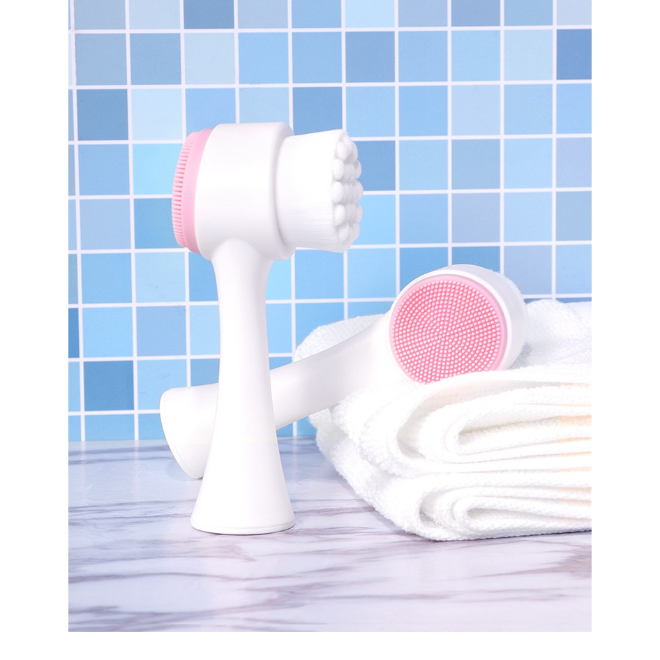 BEAUTY NINE Facial Cleansing Soft Brush