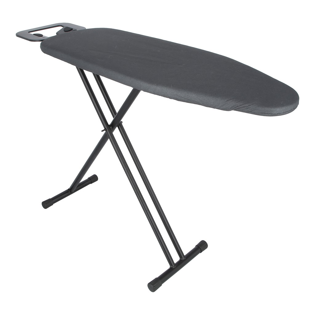 JVD Prestige Ironing Board with Premium Board Cover and Iron Rest