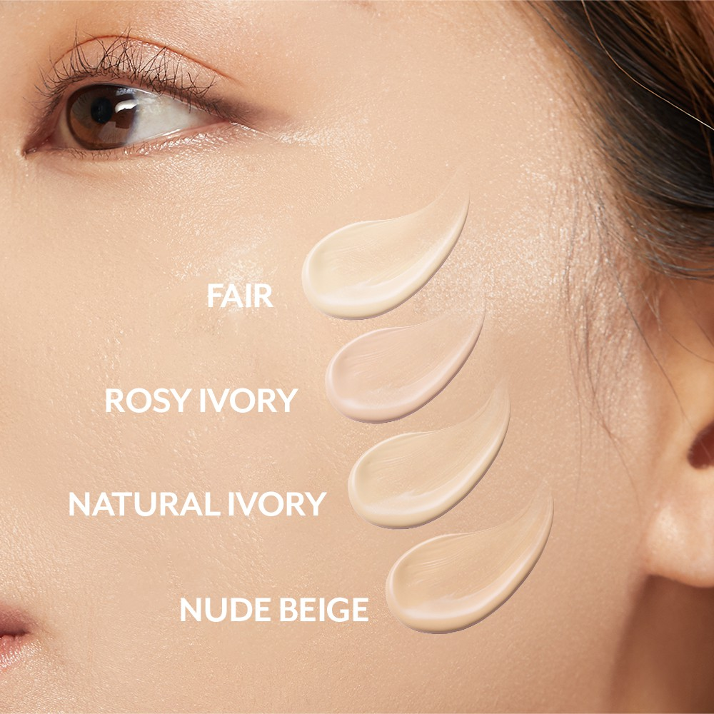 [PONY EFFECT Official] Everlasting Cushion Foundation | Buildable & Dewy Finish Cushion