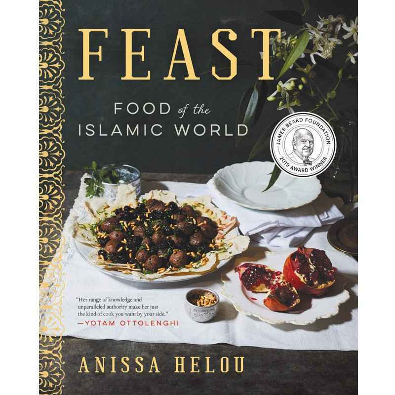 Feast: Food of the Islamic World Hardcover Illustrated, May
