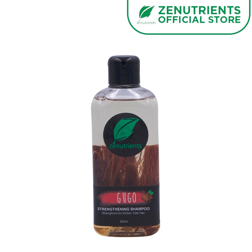 Zenutrients Gugo Strengthening Shampoo 250ml For hair growth and Anti Hair fall