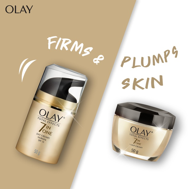 Olay Total Effects Night Cream Normal 50g