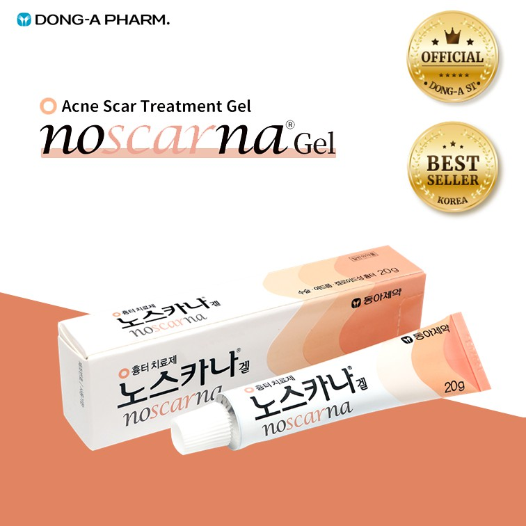 [Official Store]  No.1 Scar Treatment Noscarna® Gel - Removes Acne Blemish Scars
