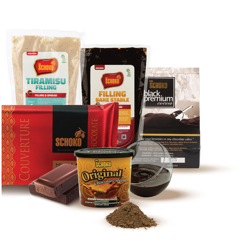 Ice Pack Pengaman Produk Chocolate Compound & Couverture