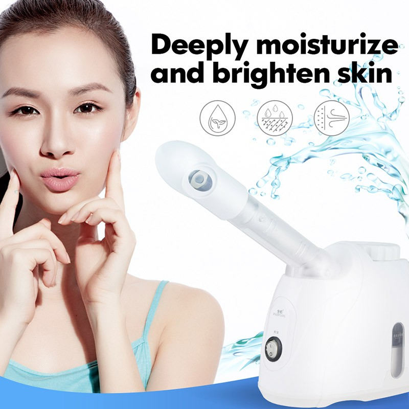 K-Skin Hot Mist Ionic Face Steamer Spa At Home Pore Clean