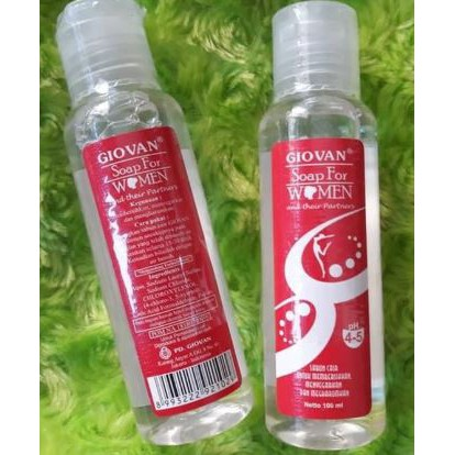 Giovan Soap For Women and Their Partners 90ml