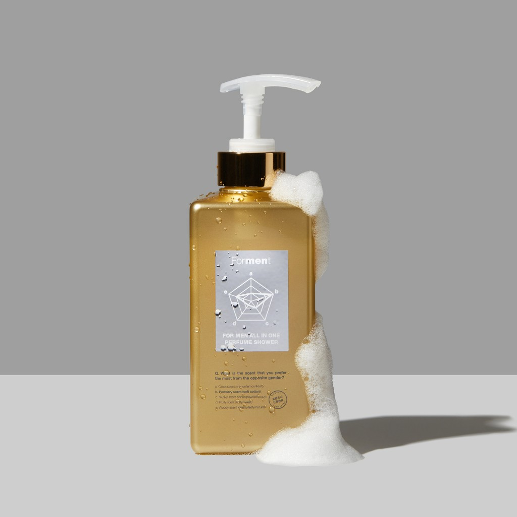 [Forment Official] Cotton Success Signature All-in-one Perfume Shower
