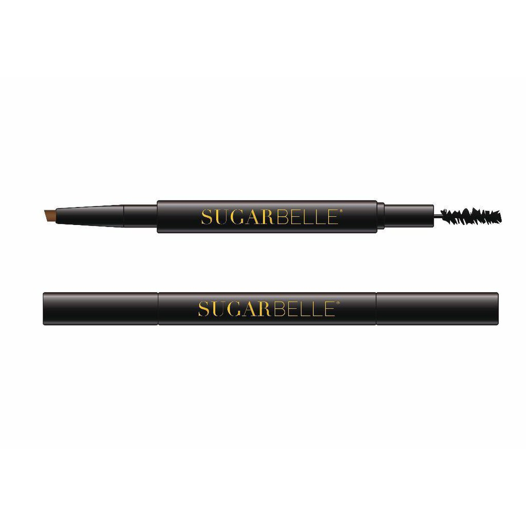 Sugarbelle - Eyebrow Pencil With Brush 2 in 1