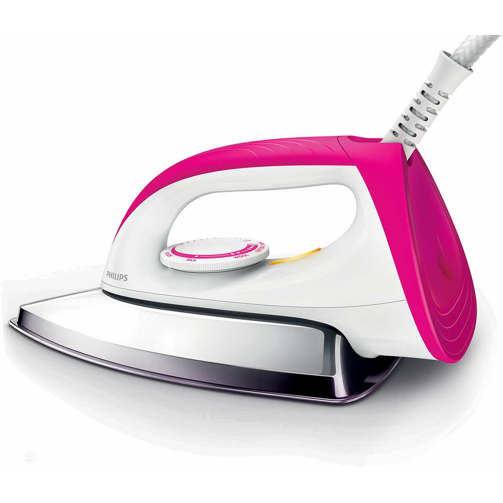 Philips HD1173/40 Classic Dry Iron - Pink