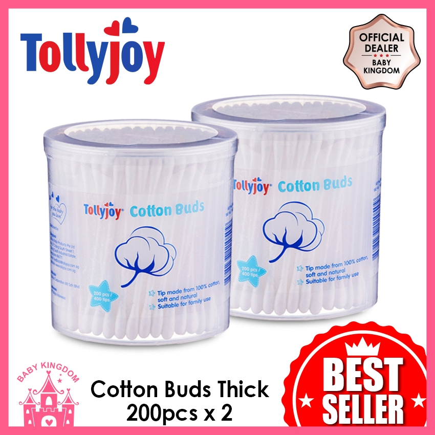 Tollyjoy Cotton Buds Collection