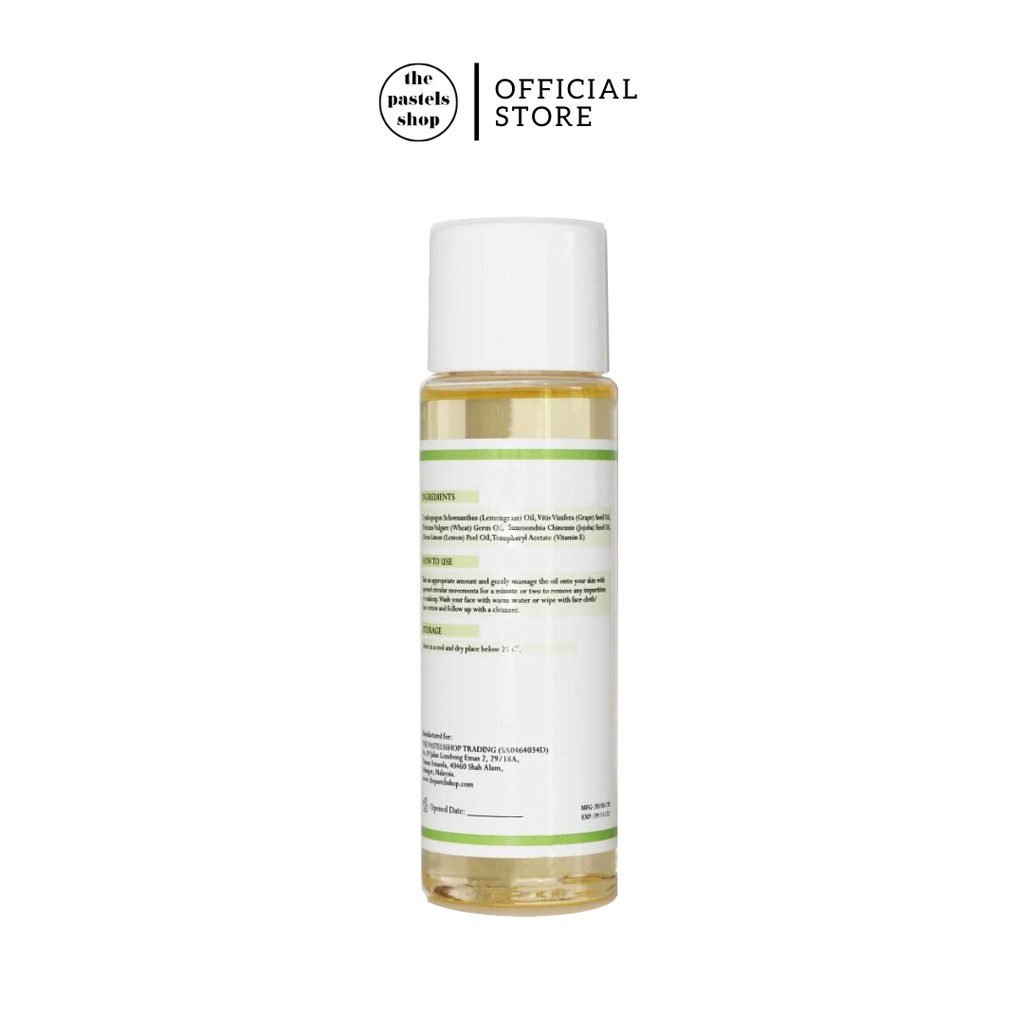 The Pastels Shop Cymbo Skin Resetting Non-Emulsifying Cleansing Oil 110ml
