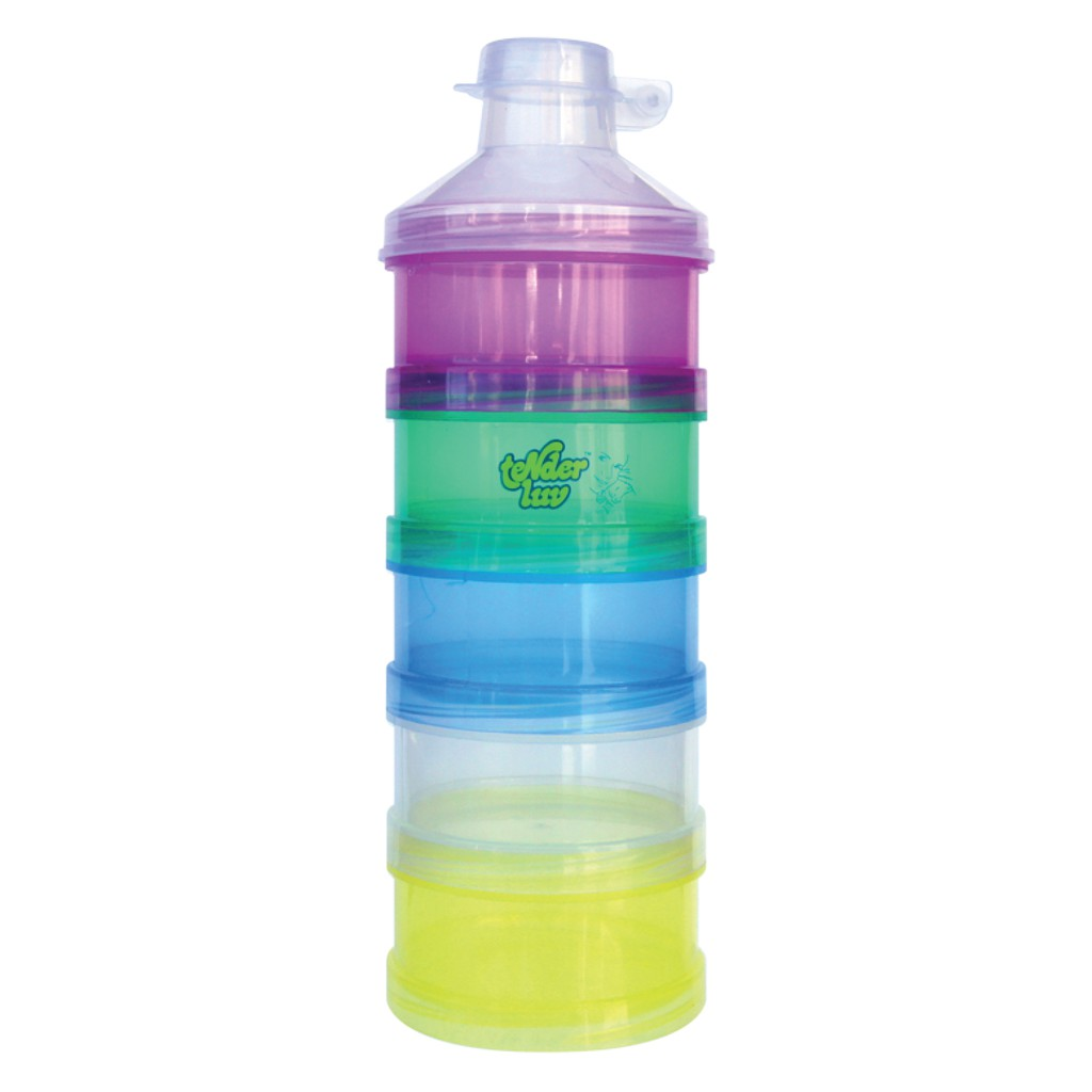 Tender Luv Baby Assorted Milk Powder Container