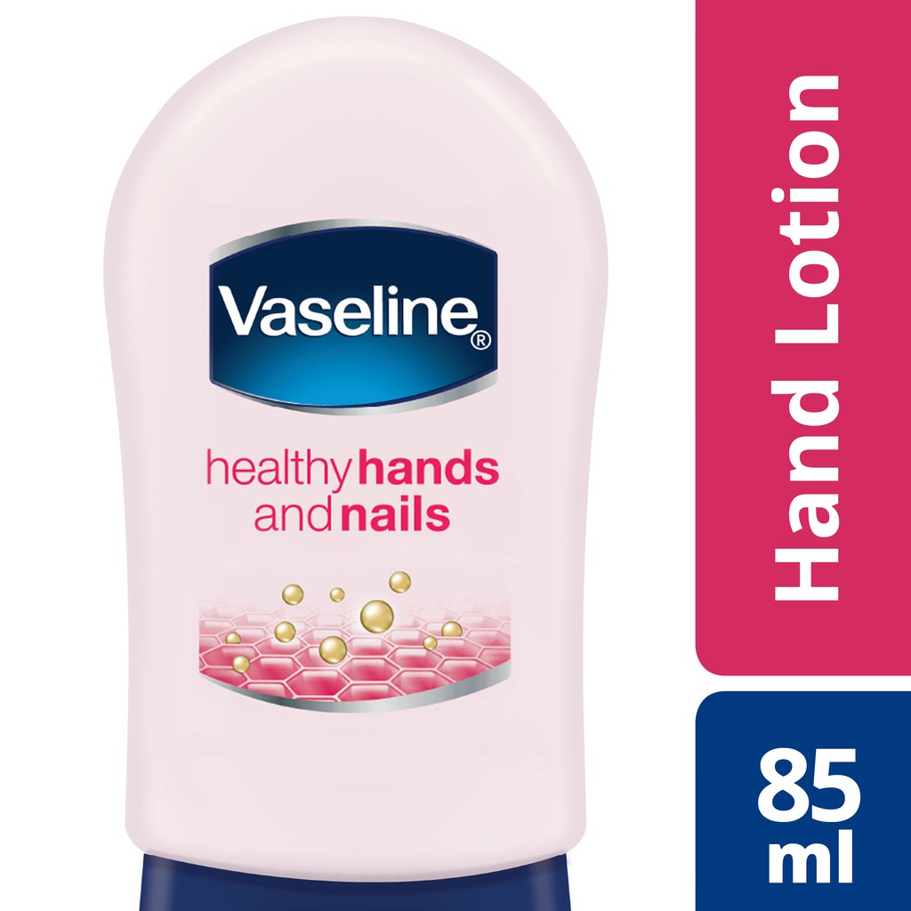 Vaseline Healthy Hand & Nails Lotion 85ml