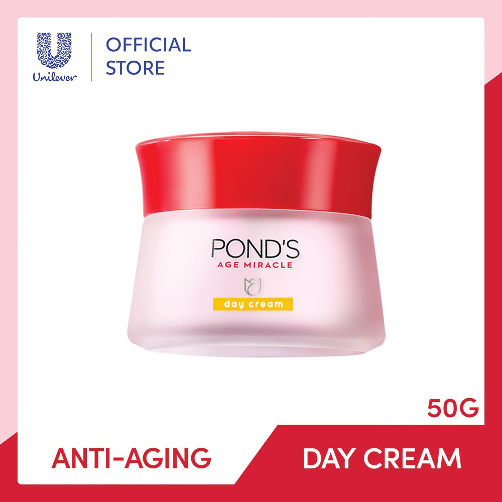 POND'S Age Miracle Anti Aging Day Cream Moisturizer 50G