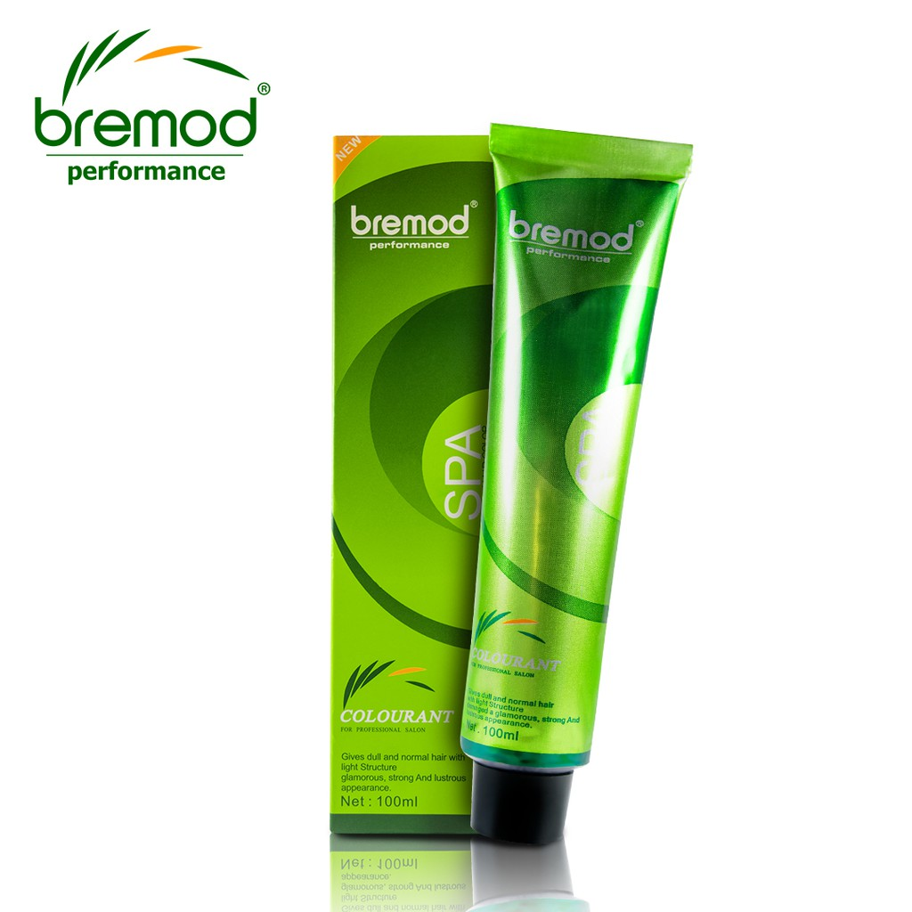 Bremod Performance SPA Hair Color Copper/Red100ml
