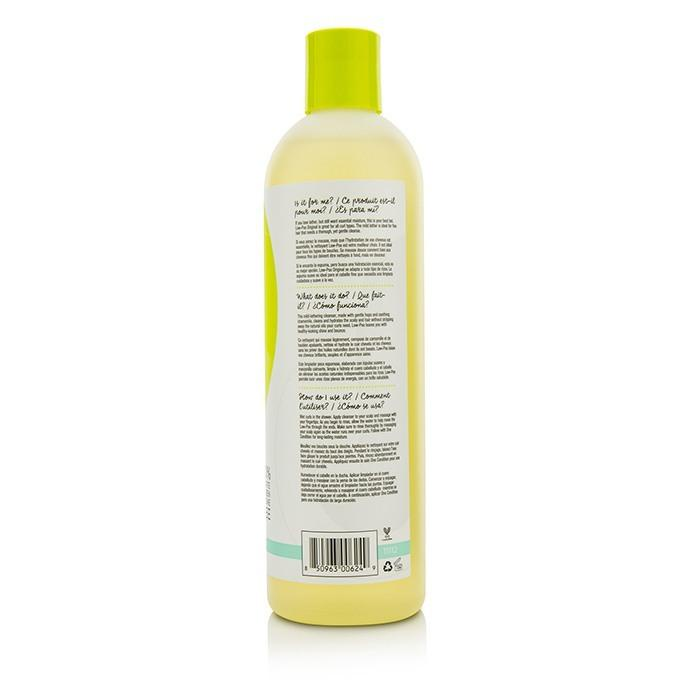 DevaCurl Low-Poo Original Mild Lather Cleanser - For Curly Hair 355ml