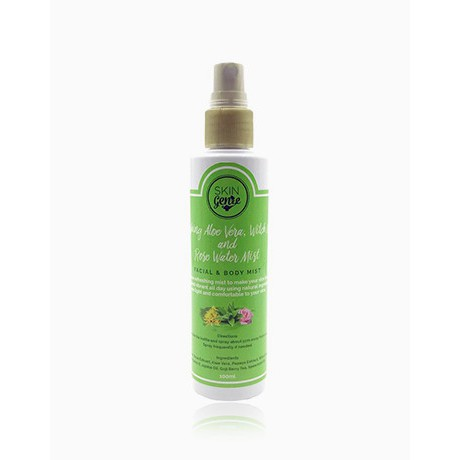 Refreshing Witch Hazel, Aloe Vera, and Rose Water Mist