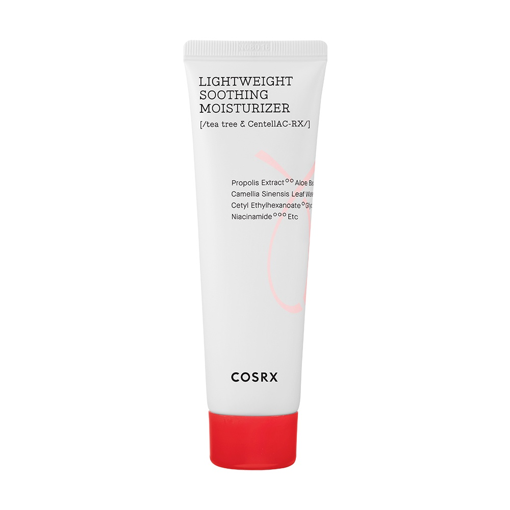 COSRX AC Collection Lightweight Soothing Moisturizer 80ml for Oily/Acne-Prone Skin