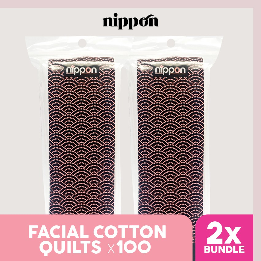 Nippon Facial Cotton Quilts Duo
