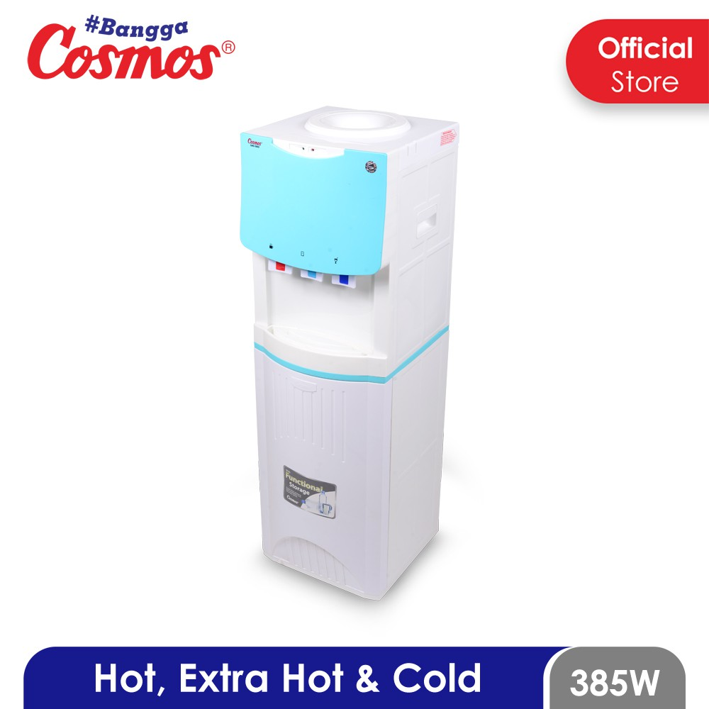 Cosmos Dispenser - Standing Chip - CWD-5603 - Hot, Cold, & Fresh