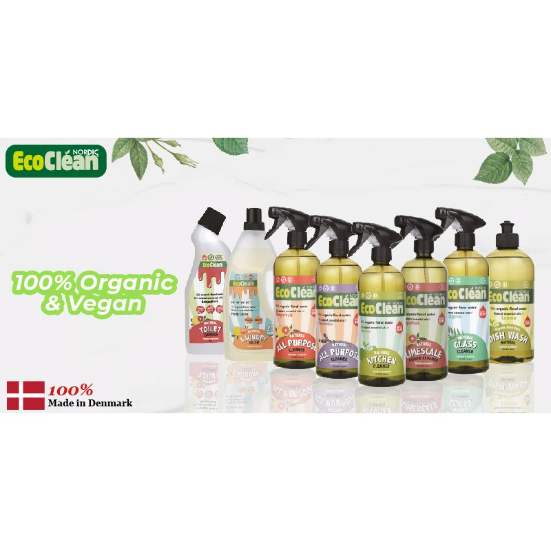 [Organic] Eco Clean All Purpose Cleaner Lavender 750ml