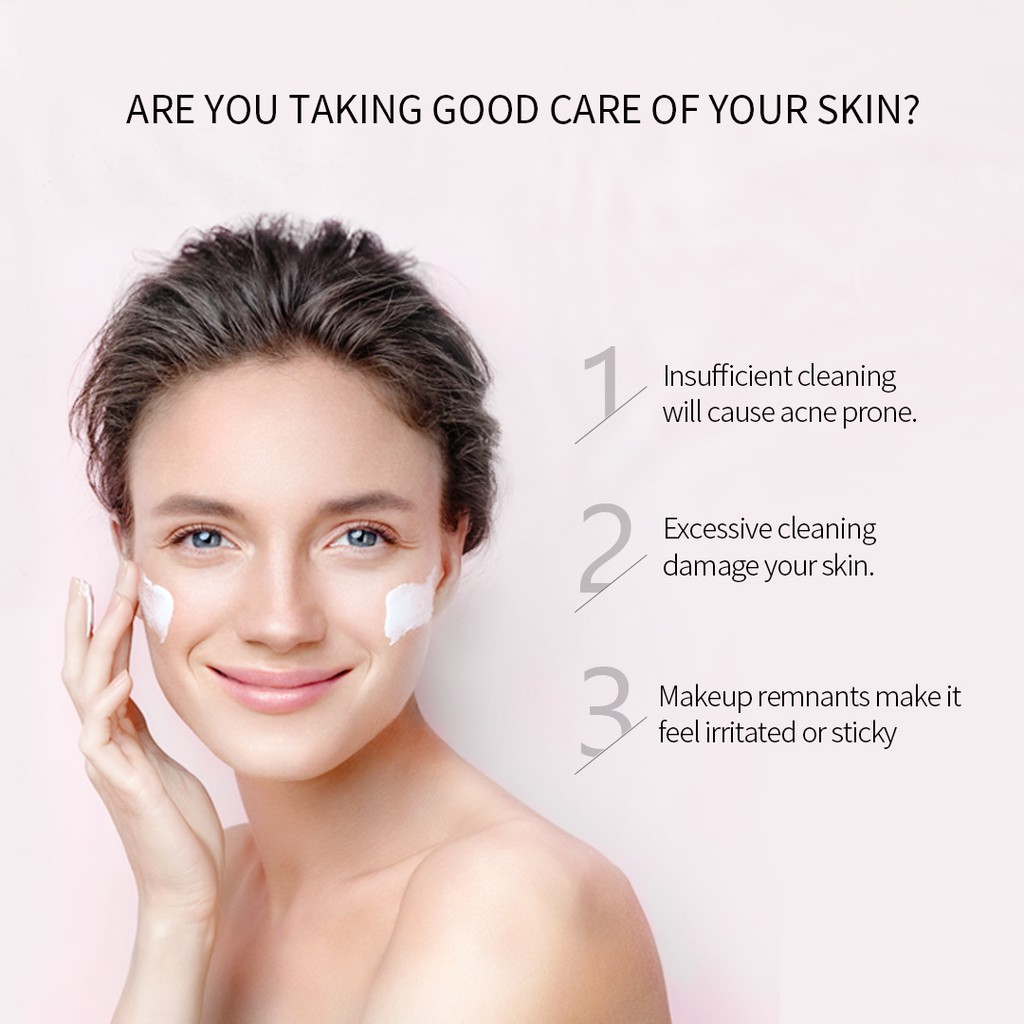 ZEESEA Cleansing Balm Makeup Remover Cream Moisturizing Refreshing Gentle Deep Cleansing Skincare Non-greasy Quick Remover 80g