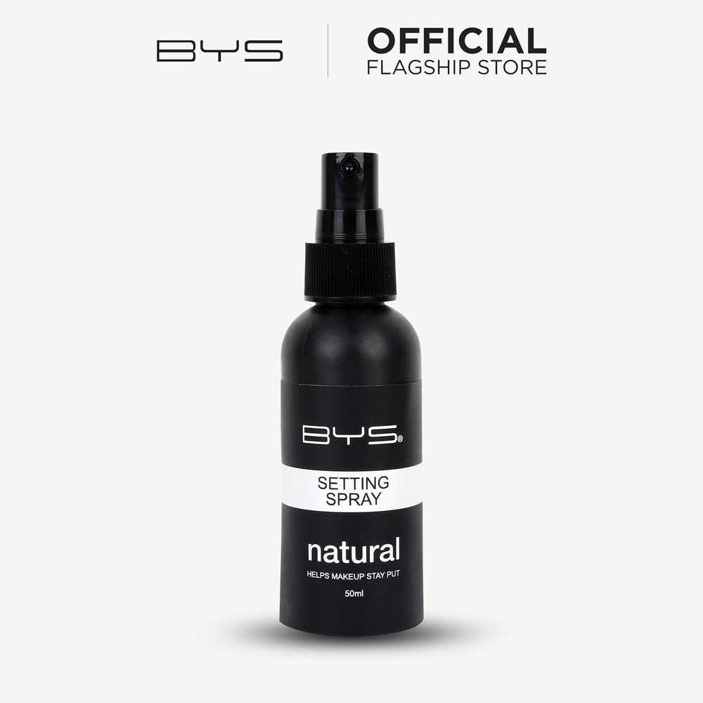 BYS Setting Spray Natural Finish
