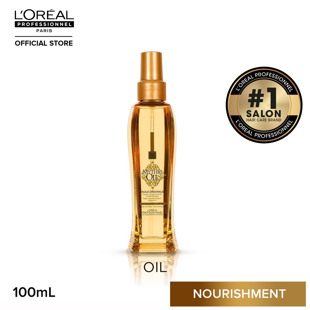 L'Oreal Mythic Oil for Dry Hair and Intense Nourishment 100mL