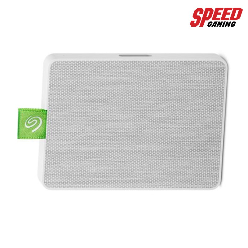 SEAGATE HARDDISK EXTERNAL STJW500400 500GB SSD ULTRA TOUCH WHITE 3YEAR