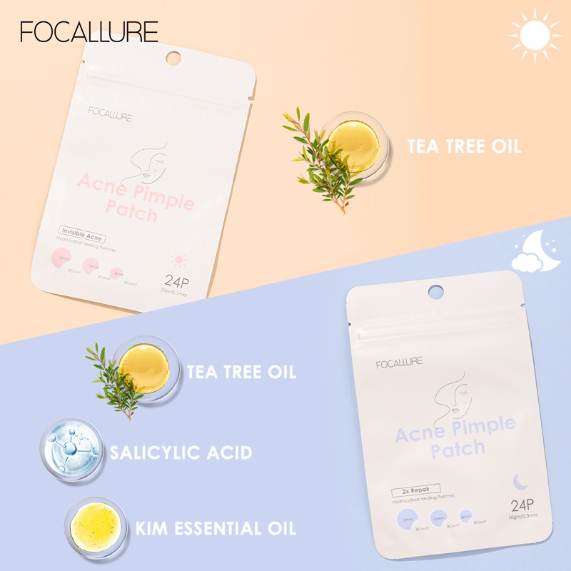 Focallure Waterproof Acne Patch Blemish Treatment Skin Care Acne Repair  oxy acne pimple    Clear Fit Master Patch Acne Pimple Master   cosrx acne patch